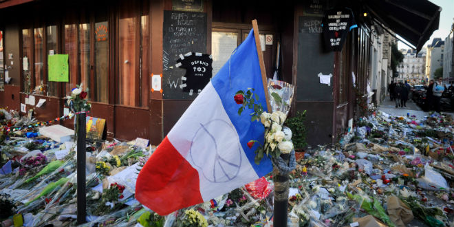 What to do about the Paris Attacks